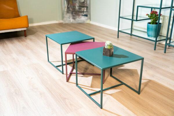 Tris tavolini - CREAB